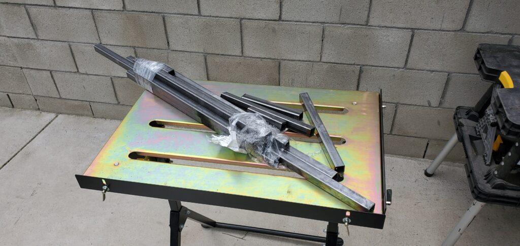 frame tubing