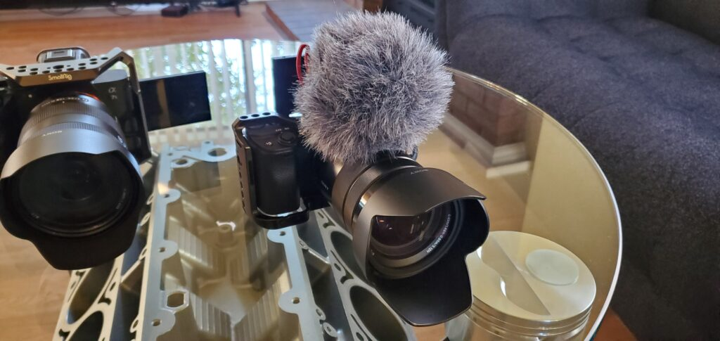 a6400 with mic